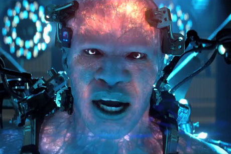 Electro (Jamie Foxx) aus The Amazing-Spider-Man 2
