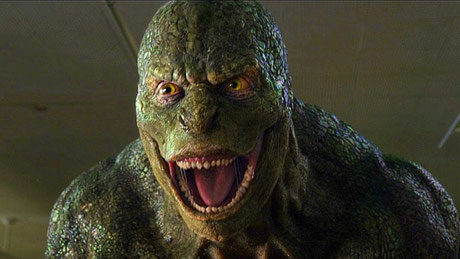 Der Lizard in The Amazing Spider-Man