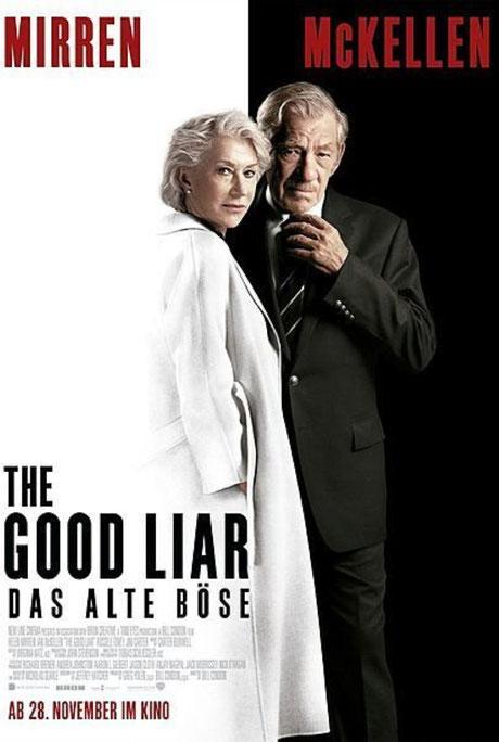 The Good Liar Plakat