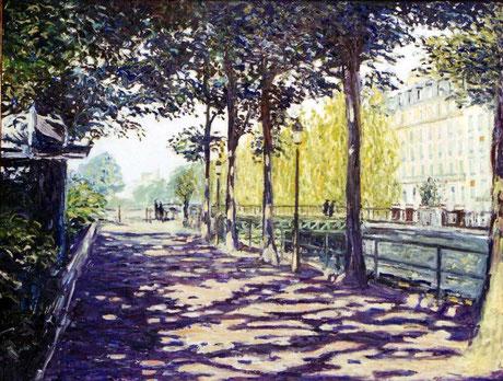 Le canal Saint-Martin - Paris, Saint-Martin Canal (Remi Acquin)