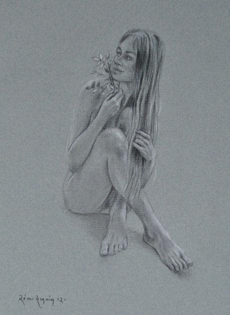 Nu - Nude (Remi Acquin)