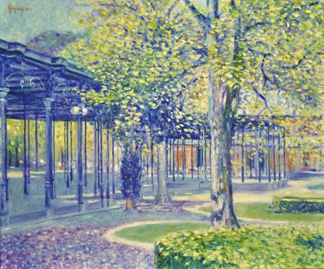 Printemps au parc de Sept-Heures (Spa)  Spring in Sept-Heures Park (Spa) (Remi Acquin)