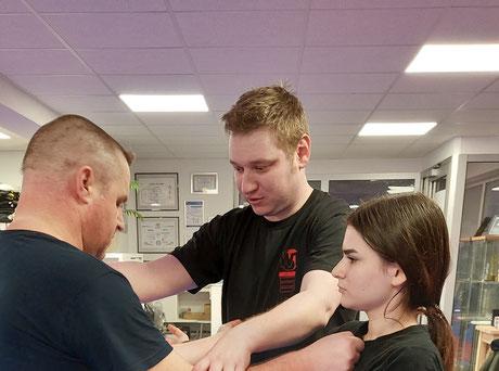 Chi-Sao Training