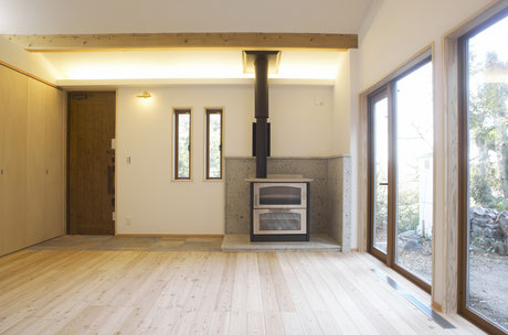 神奈川県鎌倉市 自然素材の家・木の家・注文住宅