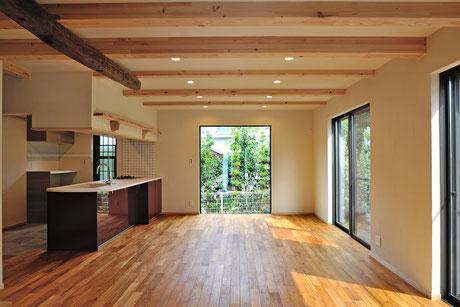 神奈川・藤沢・茅ヶ崎・鎌倉 自然素材の家・木の家・注文住宅