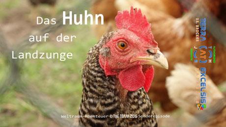 Dr. Brockers Weltraumabenteuer - Sonderepisode 2015 - Das Huhn auf der Landzunge | (C) JNHH 2015