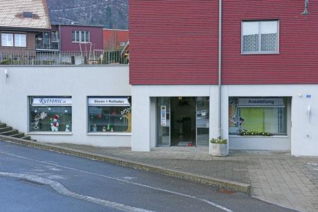 Lamellen Showroom