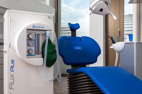 Keine Angst vor Zahnbehandlungen dank Lachgassedierung beim Zahnarzt