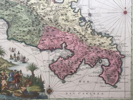 Matthieu Seutter, L'Ile Martinique (extrait)