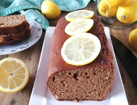 cuisinouverte.com, cake moelleux au citron.