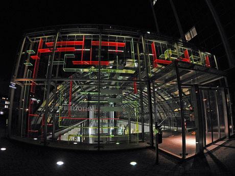 öffi - die Stadtbibliothek Essen City