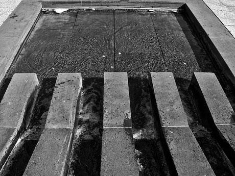 Brunnen Dom Vorplatz
