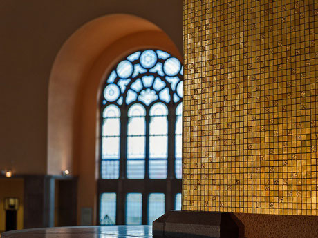 Alte Synagoge / Fensterdetail