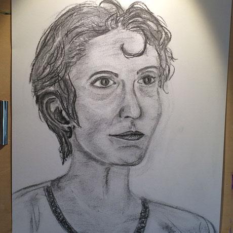 Zeichenschule, Zeichnen lernen, Einzelunterricht, Privatunterricht, in Nunningenl, Schweiz