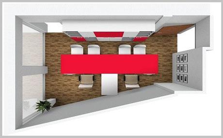 Arredamento Per Ufficio Biella : Progettazione arredamento di interni progettazione e realizzazione