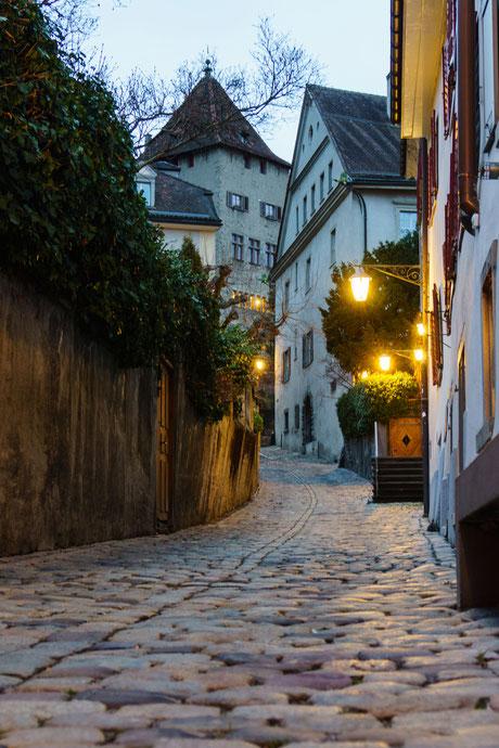 In der Churer Altstadt