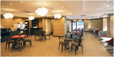 ビジネスホテル団欒room