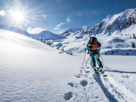 Ferienwohnungen Altginzling Skifahren Penken