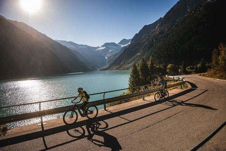 Ferienwohnung Altginzling Umgebung Mayrhofen