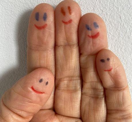 Finger Hand Fingerspiel