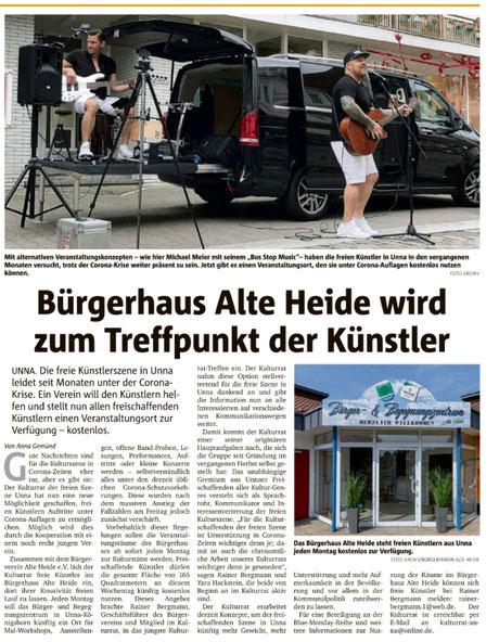 Hellweger Anzeiger 12.10.2020