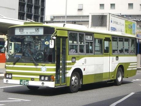 広島バスセンターにて ※コウ様より提供