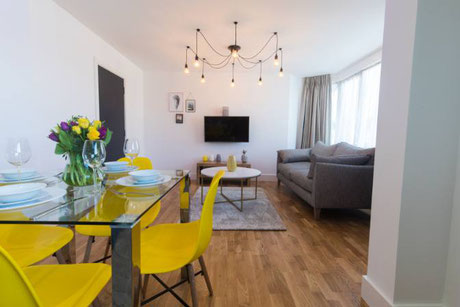 Sunshing Apartment Broadstairs Holiday Lets Serviced Apartments luxury seaside living