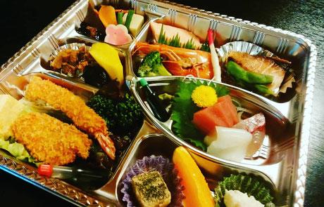 岐阜各務原で上棟など仕出し弁当の注文なら魚正