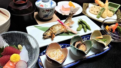 岐阜各務原川島で会席料理といえば魚正(魚正)