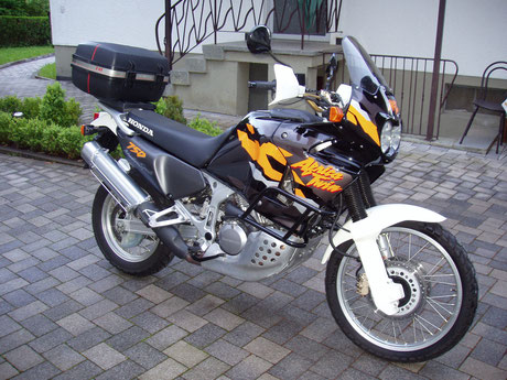 Honda Afrika Twin