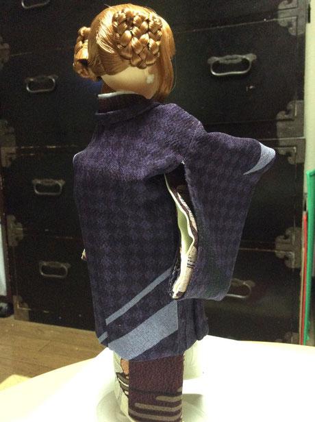 人形 羽織,リカちゃん 羽織,ドール ジャケット