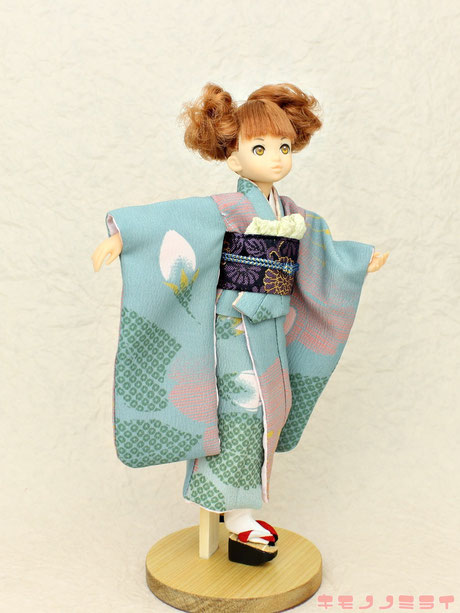 Ruruko kimono,ruruko 着物,振袖 桜