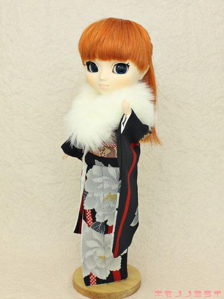 プーリップ 振袖,Pullip kimono,プーリップ 着物