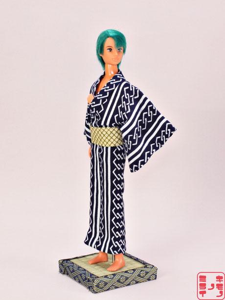 ジェニーボーイフレンド 浴衣,メンズ ドール,男 人形