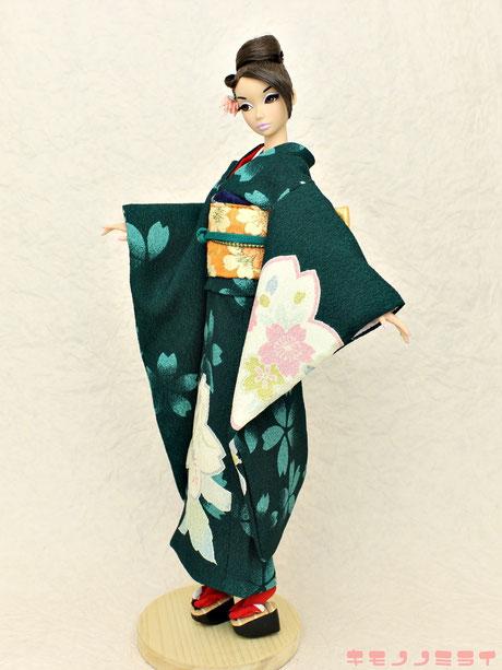 FR NIPPON 着物、Fashion Royalty kimono,MISAKI kimono