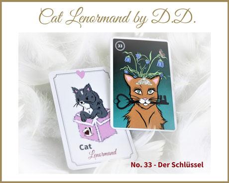 Cat Lenormand by D.D. Schlüssel