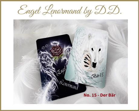 Engel Lenormand by D.D. Bär