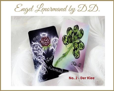Engel Lenormand by D.D. Klee