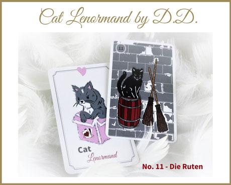Cat Lenormand by D.D. Ruten