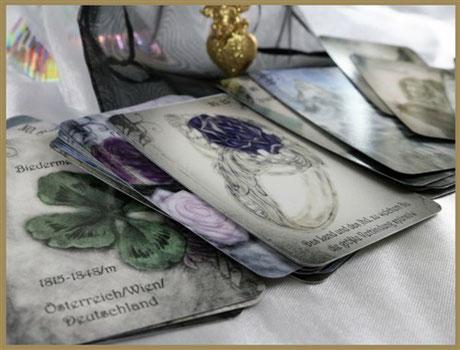 Rückführungskarten Karma Lenormand