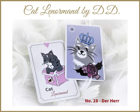 Cat Lenormand by D.D. Herr