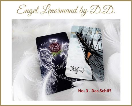 Engel Lenormand by D.D. Schiff