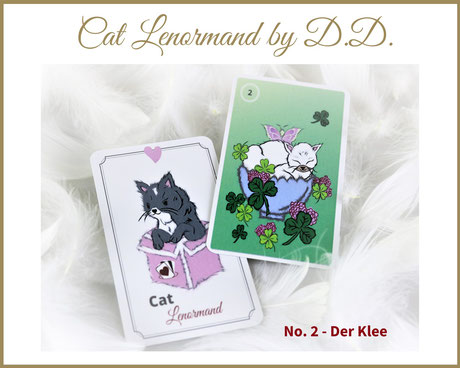 Cat Lenormand by D.D. Klee
