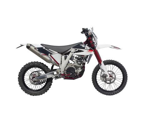 2018 AJP PR5 Extreme 250