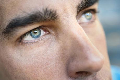 ojos; tratamientos estéticos; hombre; Barcelona; Canet;