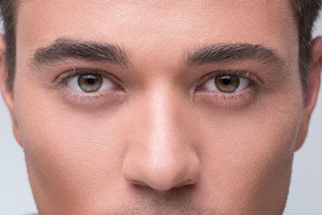 ojos; tratamientos estéticos; hombre; Barcelona; Francia;