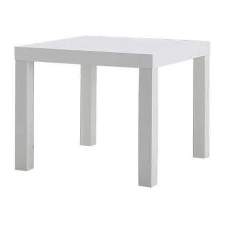 Il mitico tavolino Lack a CHF 7.95