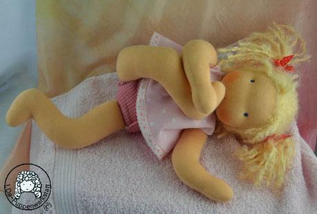 Blumenkinderwerkstatt - I.Da-Puppen