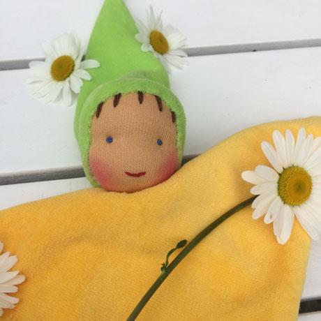 I.Da-Puppen aus der Blumenkinderwerkstatt Kuschelpuppe