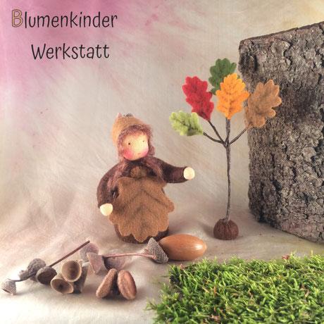 Blumenkinderwerkstatt Eichenblatt